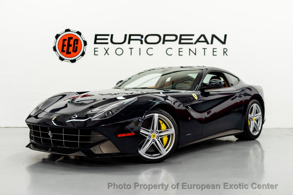 Ferrari F12 Berlinetta 2016 $249995.00 incacar.com
