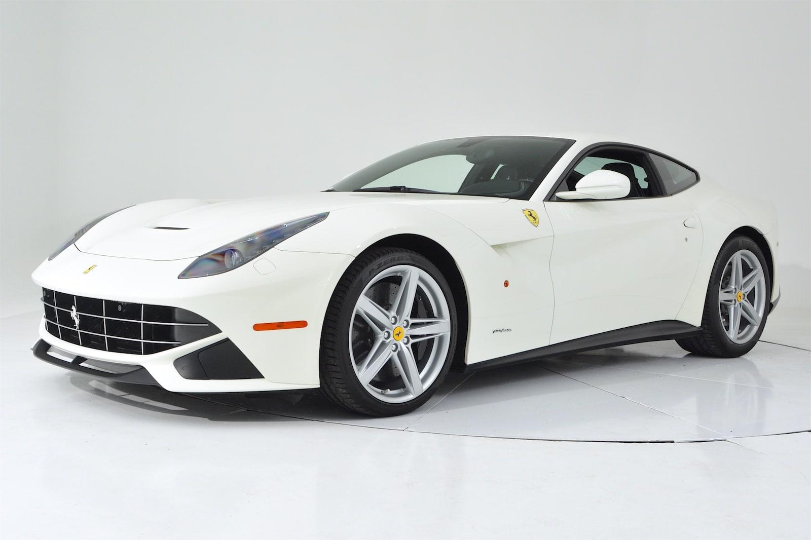 Ferrari F12 Berlinetta 2016 $279900.00 incacar.com