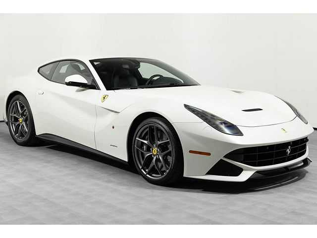 Ferrari F12 Berlinetta 2016 $269900.00 incacar.com