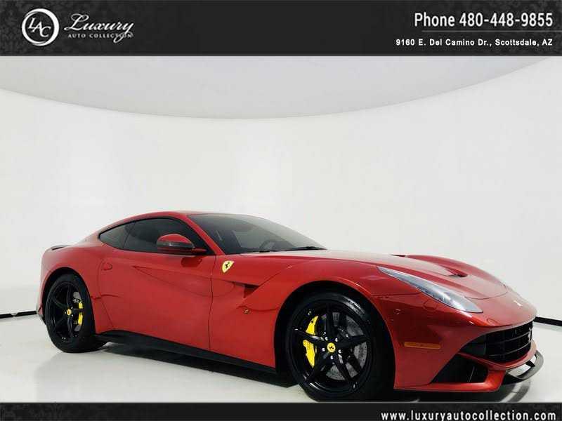 Ferrari F12 Berlinetta 2016 $269000.00 incacar.com