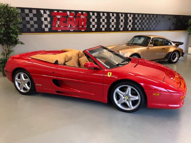 Ferrari F355 1996 $67500.00 incacar.com