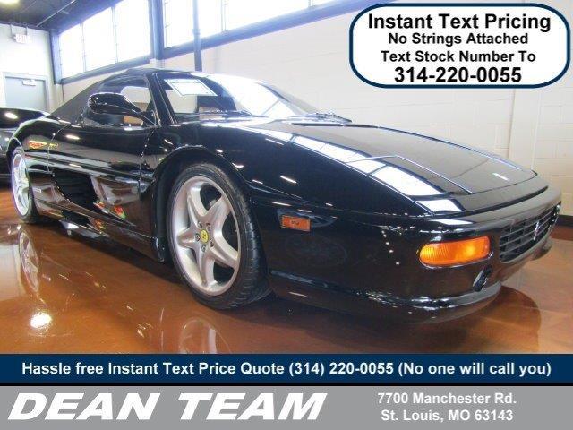 Ferrari F355 1997 $62950.00 incacar.com