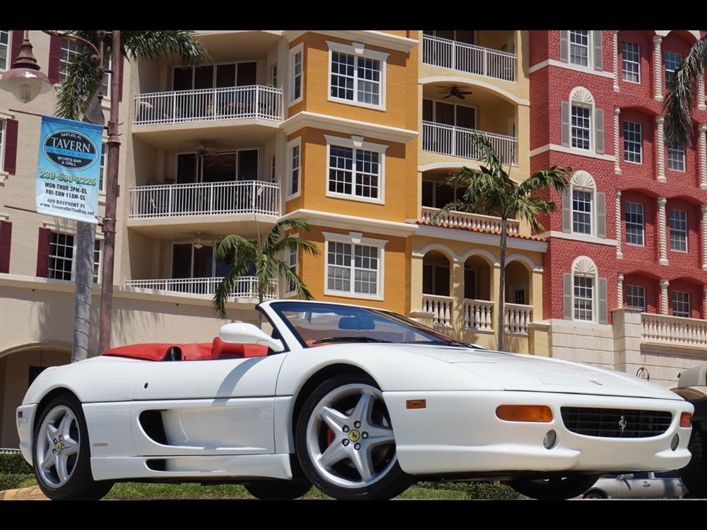 Ferrari F355 1998 $89900.00 incacar.com