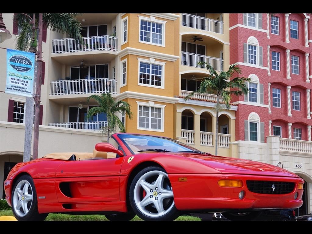 Ferrari F355 1998 $84900.00 incacar.com