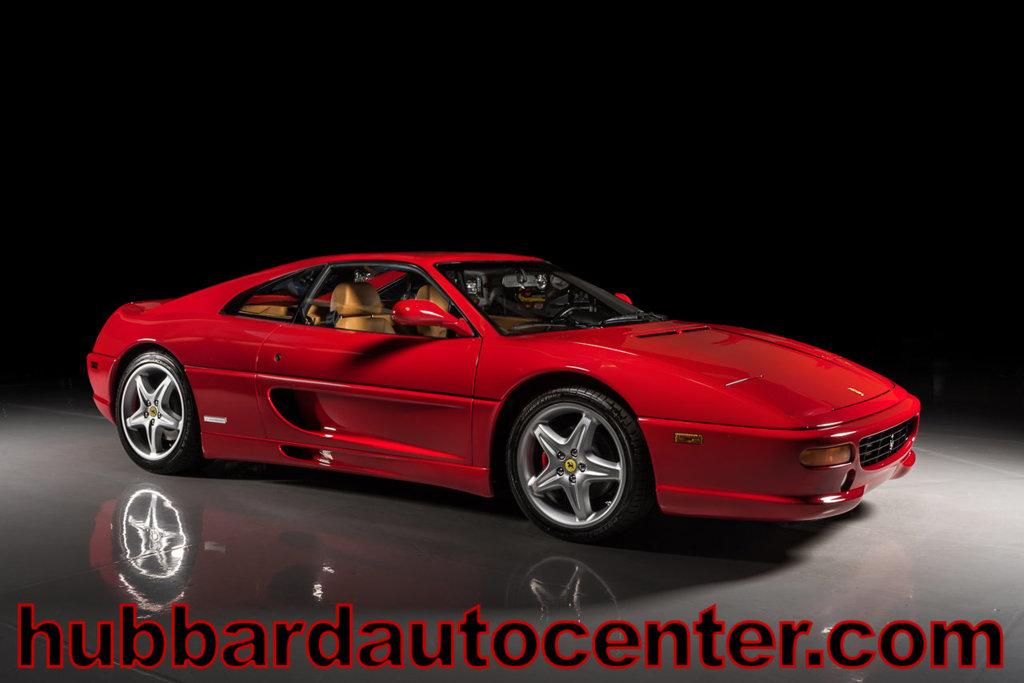 Ferrari F355 1998 $98000.00 incacar.com