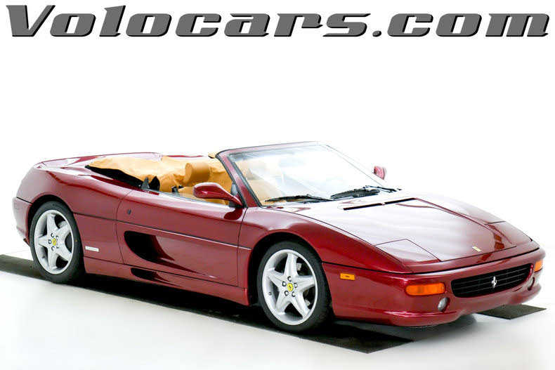 Ferrari F355 1999 $79998.00 incacar.com