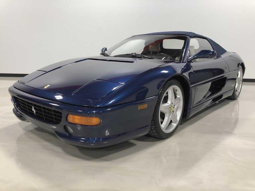 Ferrari F355 1999 $76459.00 incacar.com