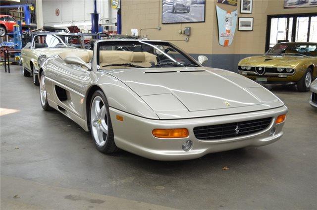 Ferrari F355 1999 $94500.00 incacar.com
