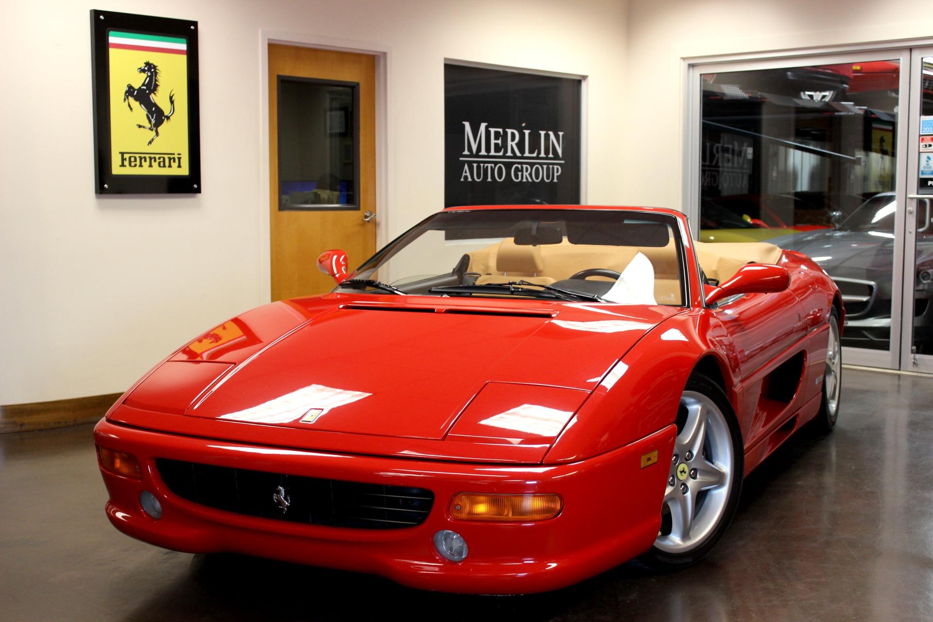 Ferrari F355 1999 $68000.00 incacar.com