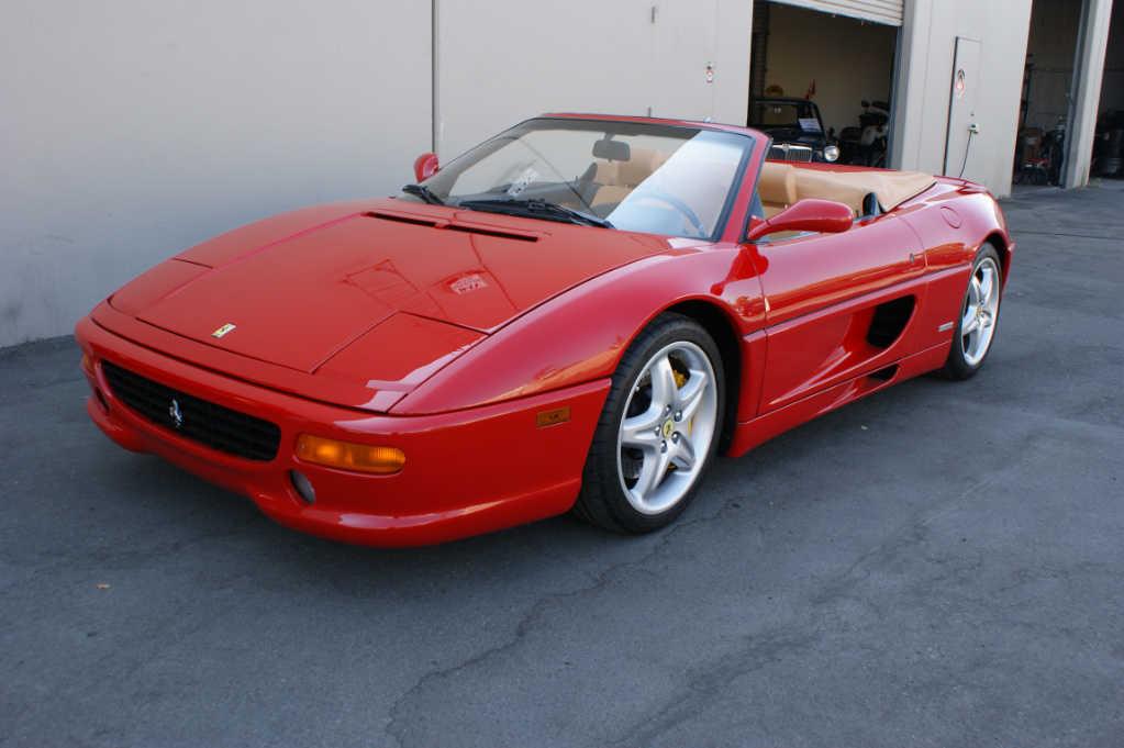 Ferrari F355 1999 $80000.00 incacar.com