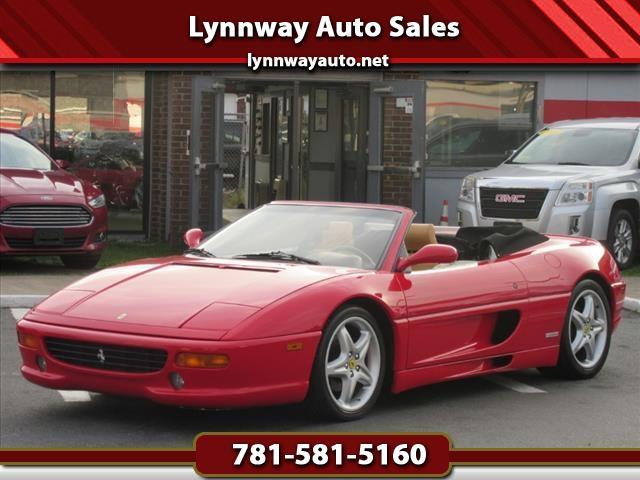 Ferrari F355 1999 $74999.00 incacar.com