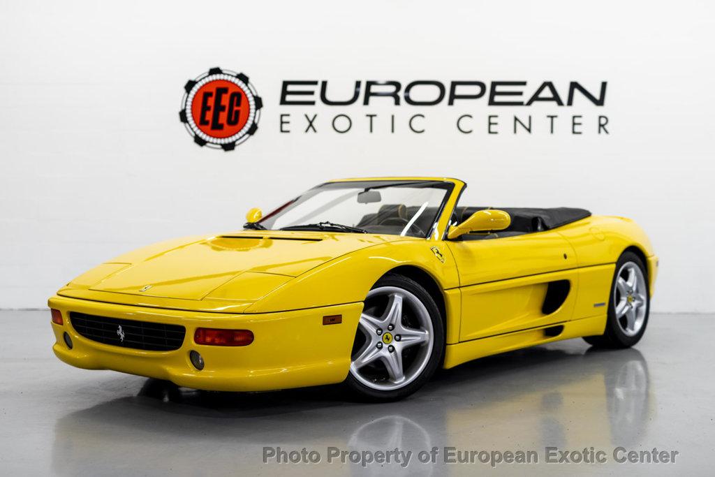 Ferrari F355 1999 $74995.00 incacar.com
