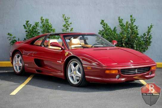 Ferrari F355 1999 $89900.00 incacar.com