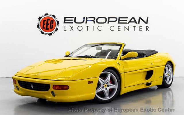 Ferrari F355 1999 $109995.00 incacar.com