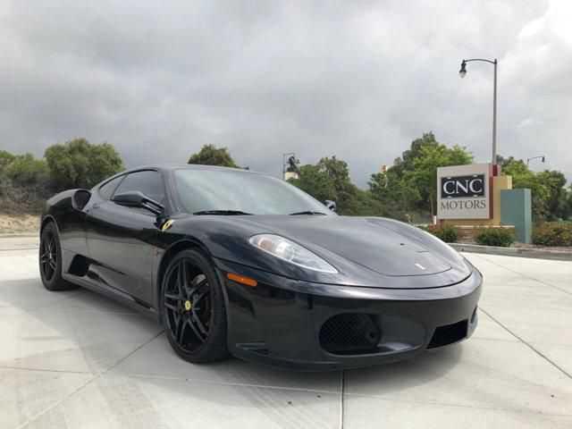used Ferrari F430 2005 vin: ZFFEW58A150144700