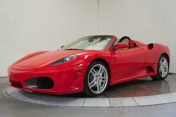 used Ferrari F430 2006 vin: ZFFEW59A260149422