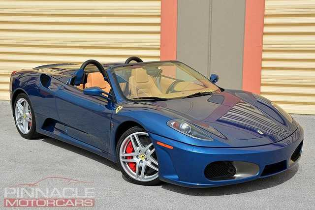 Ferrari F430 2007 $142900.00 incacar.com