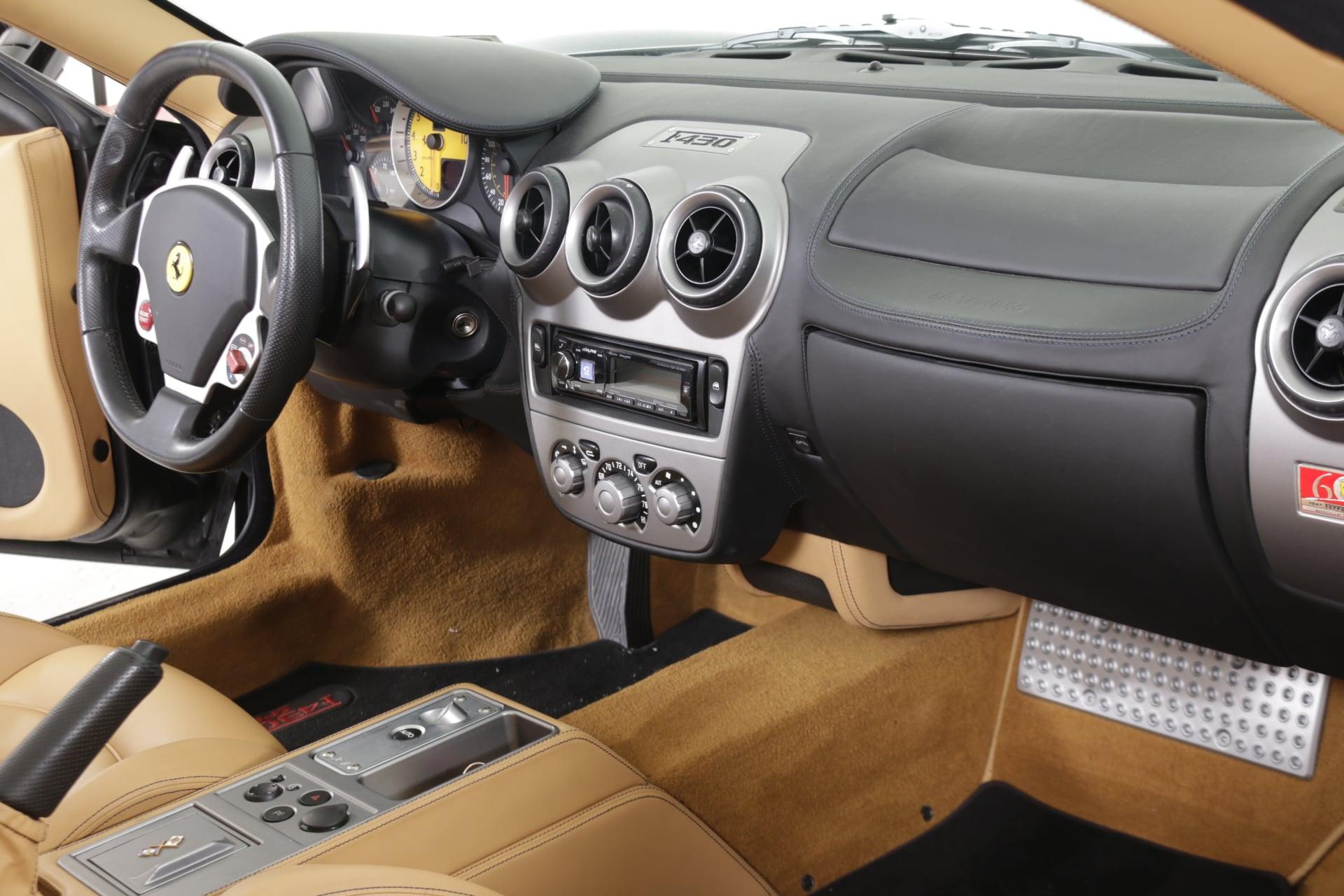 used Ferrari F430 2007 vin: ZFFEW59A070153213