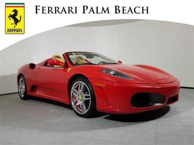 used Ferrari F430 2009 vin: ZFFEW59A890168593