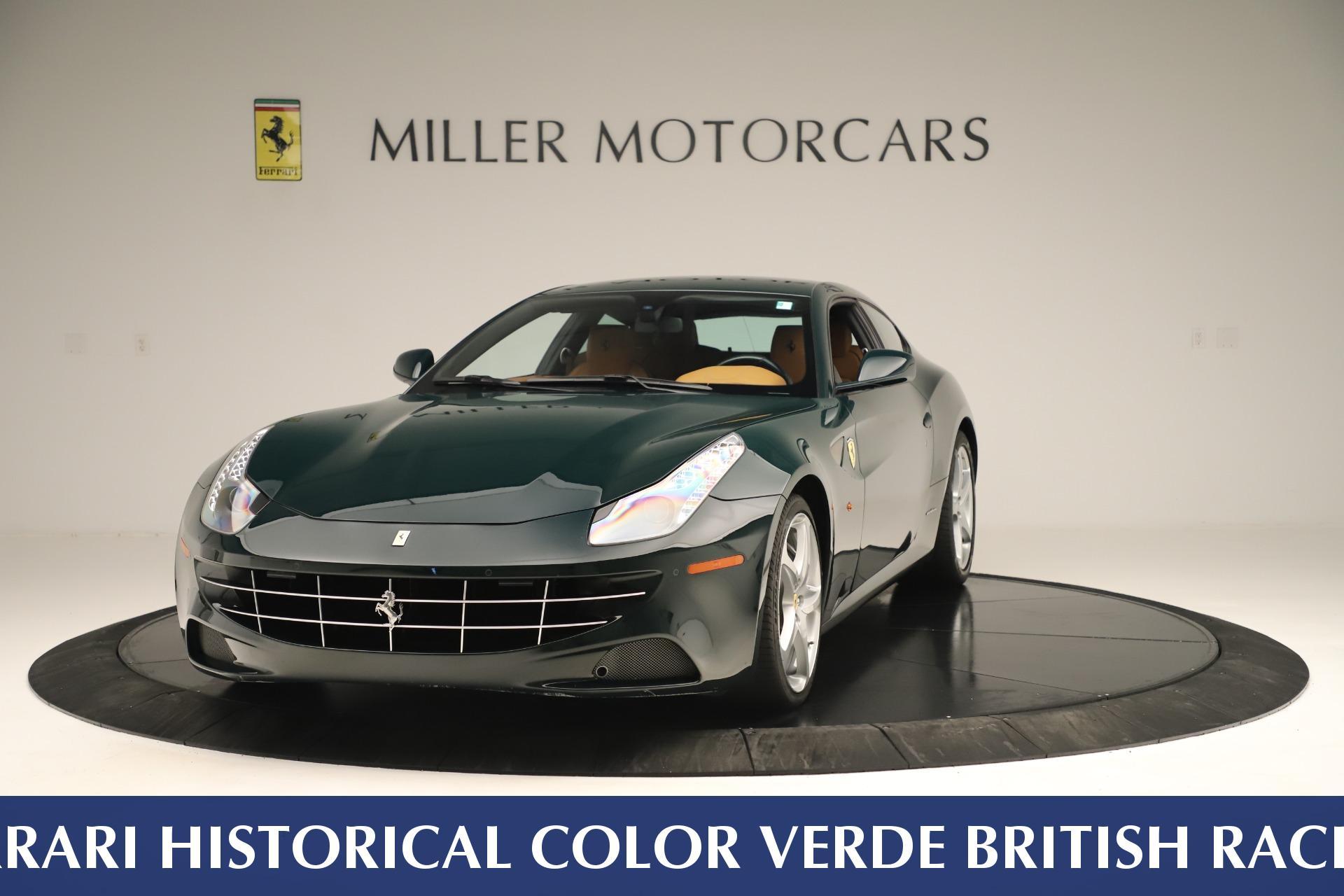 Ferrari FF 2012 $139900.00 incacar.com