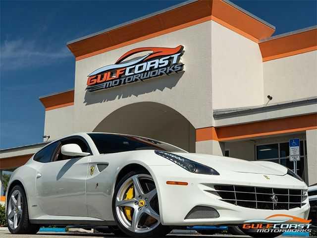 Ferrari FF 2012 $139995.00 incacar.com