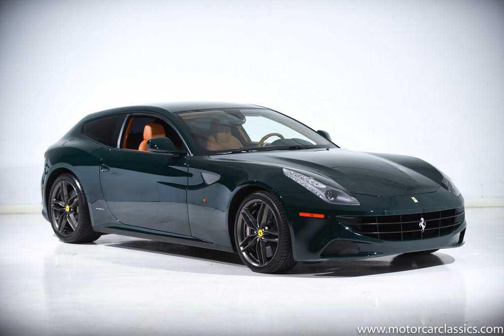 Ferrari FF 2012 $137900.00 incacar.com
