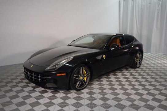 used Ferrari FF 2012 vin: ZFF73SKA3C0185447