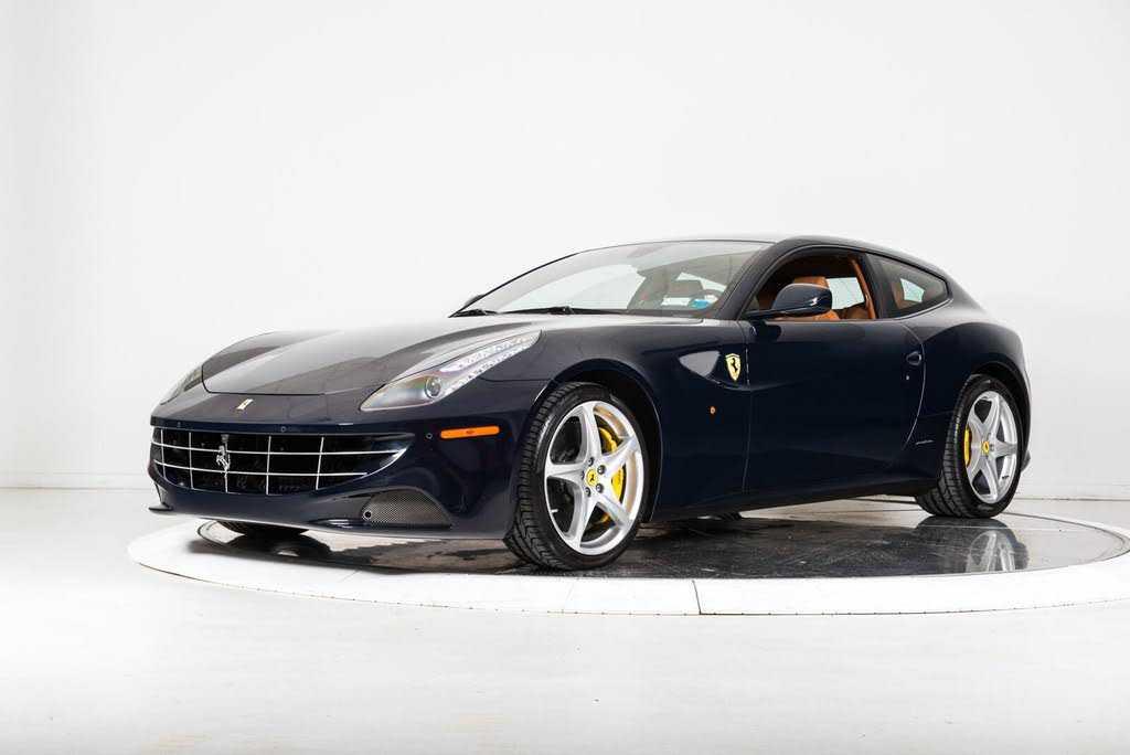 used Ferrari FF 2012 vin: ZFF73SKA0C0187205