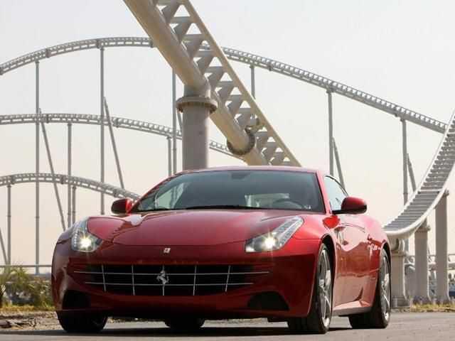 Ferrari FF 2014 $151900.00 incacar.com