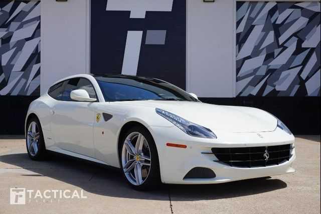 used Ferrari FF 2014 vin: ZFF73SKAXE0199848