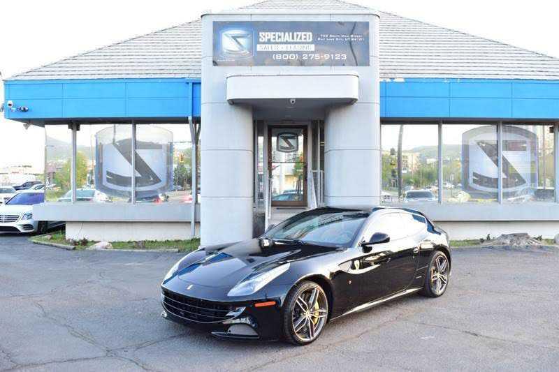 Ferrari FF 2014 $159786.00 incacar.com