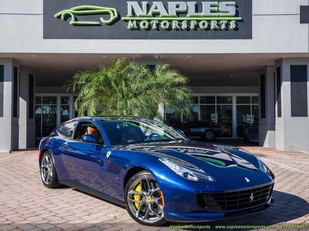 Ferrari GTC4Lusso T 2018 $269995.00 incacar.com