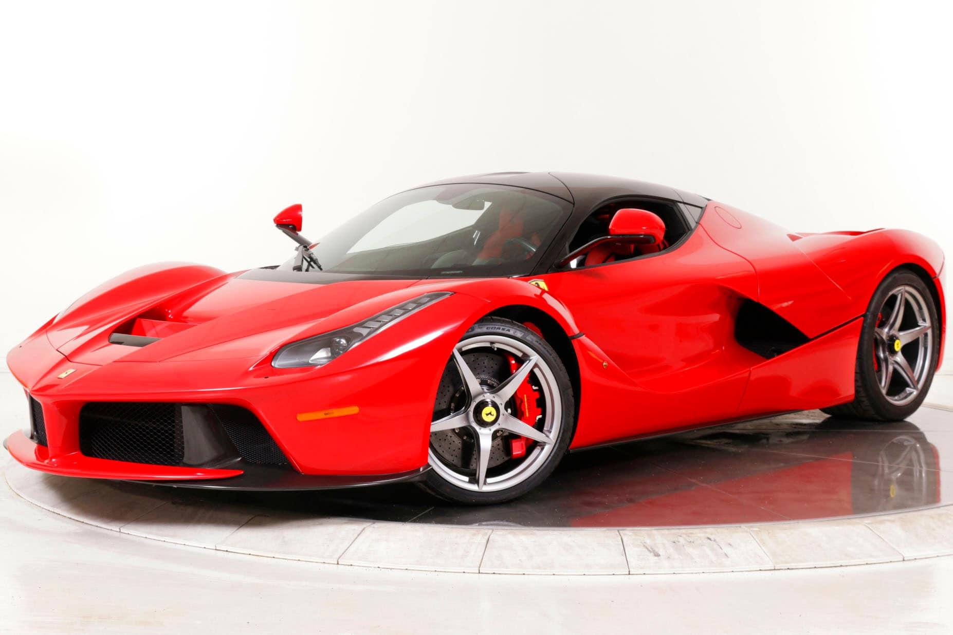 Ferrari LaFerrari 2014 $3099000.00 incacar.com