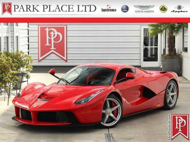 Ferrari LaFerrari 2014 $3850000.00 incacar.com