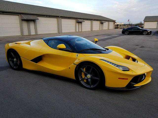 Ferrari LaFerrari 2015 $3599000.00 incacar.com