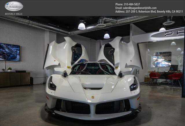Ferrari LaFerrari 2015 $3900000.00 incacar.com