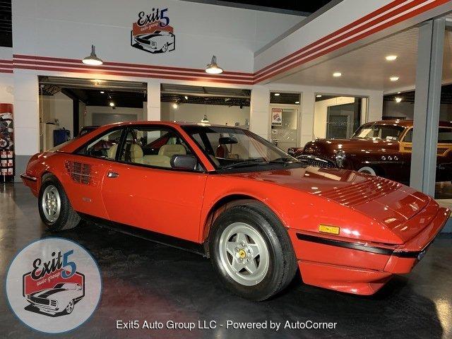 used Ferrari Mondial 1982 vin: ZFFAD08A8C0038765