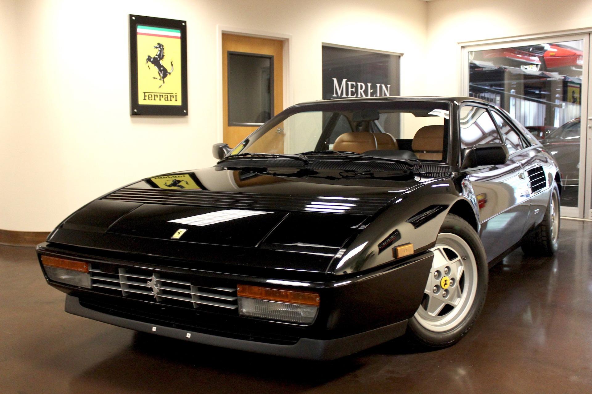 used Ferrari Mondial 1989 vin: ZFFFD32A5K0081801