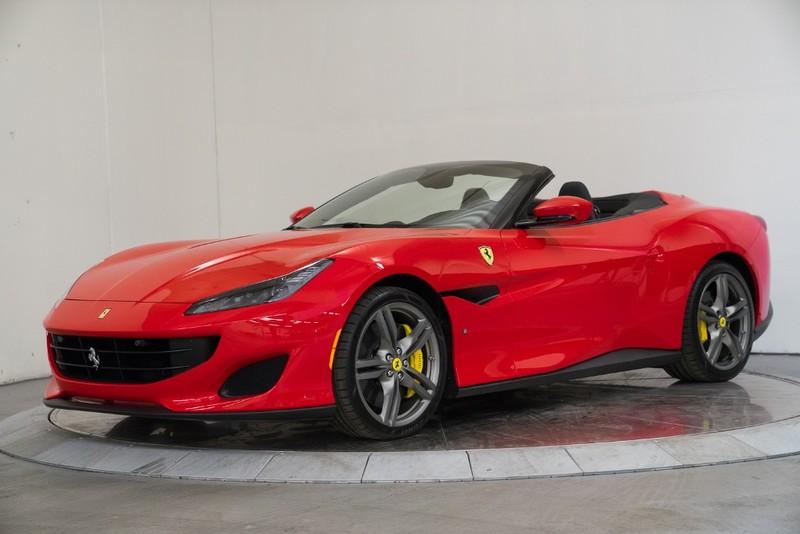 Ferrari Portofino 2019 $265069.00 incacar.com