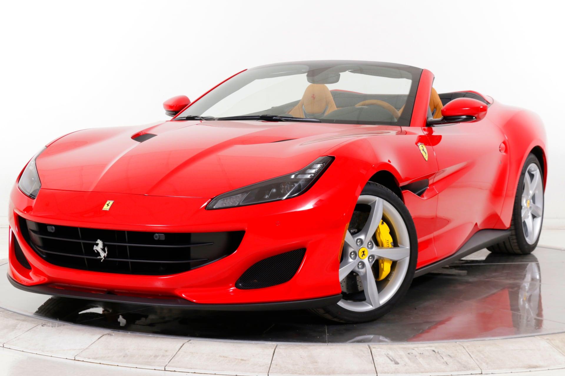 Ferrari Portofino 2019 $264900.00 incacar.com