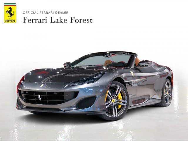 Ferrari Portofino 2019 $249900.00 incacar.com