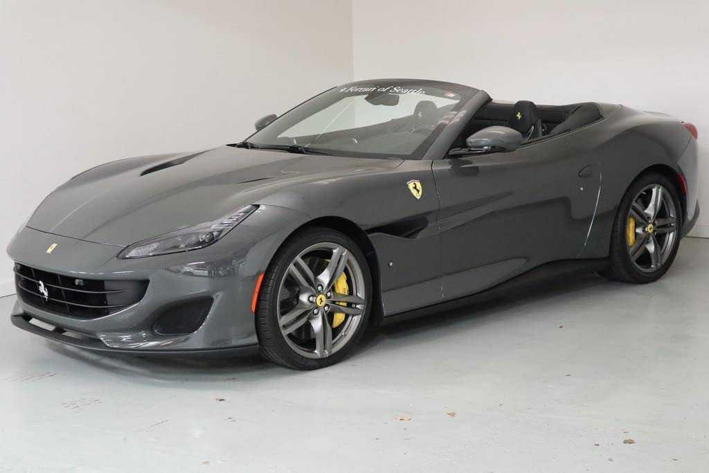 Ferrari Portofino 2019 $289494.00 incacar.com