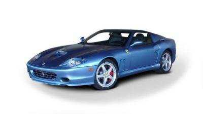 Ferrari Superamerica 2005 $450000.00 incacar.com