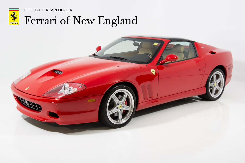 Ferrari Superamerica 2005 $399990.00 incacar.com