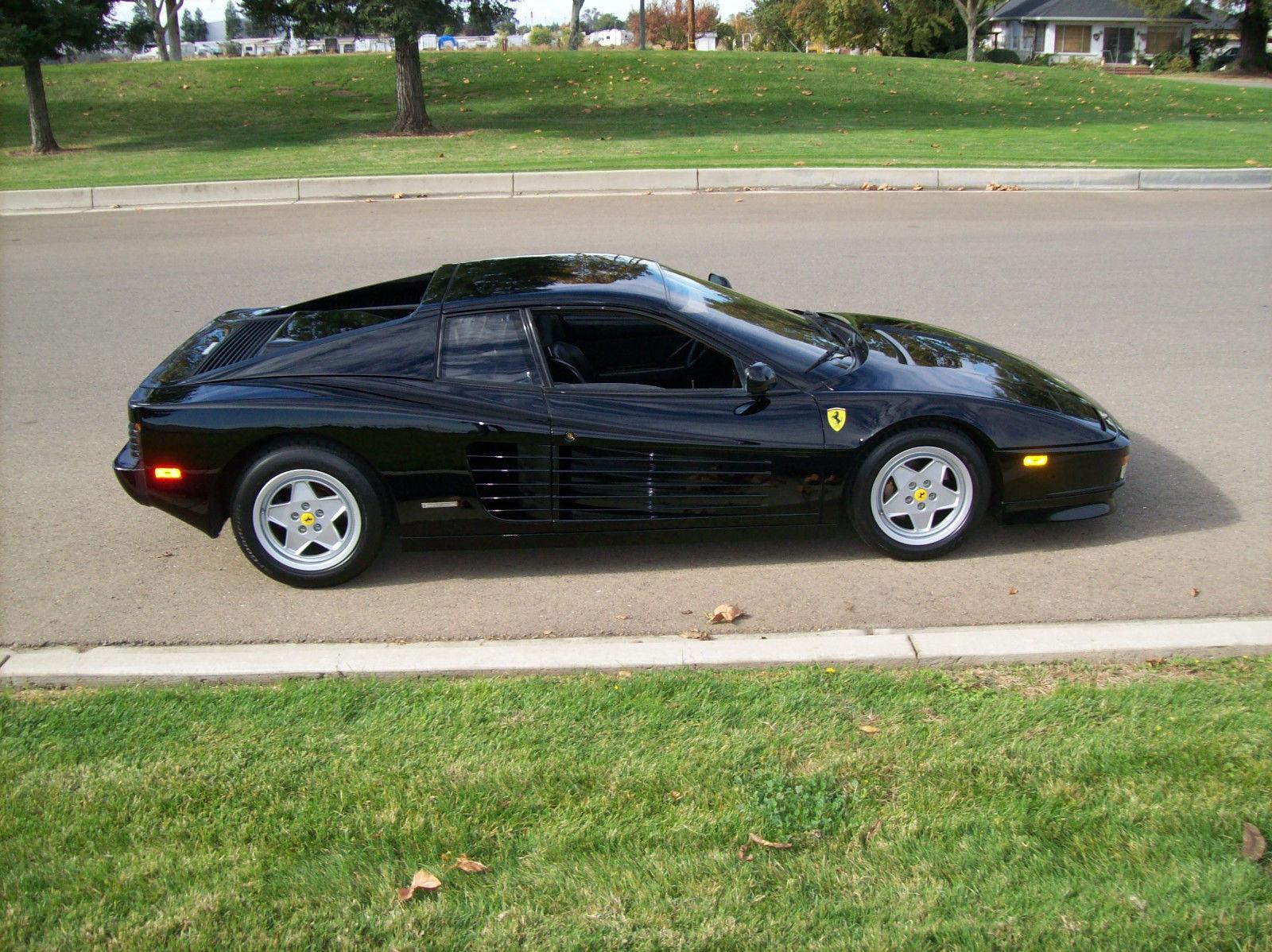 Ferrari Testarossa 1990 $92475.00 incacar.com