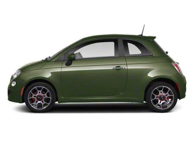 Fiat 500 2012 $4632.00 incacar.com