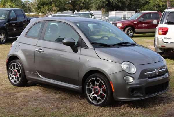 Fiat 500 2012 $4289.00 incacar.com
