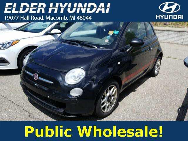 Fiat 500 2012 $2997.00 incacar.com