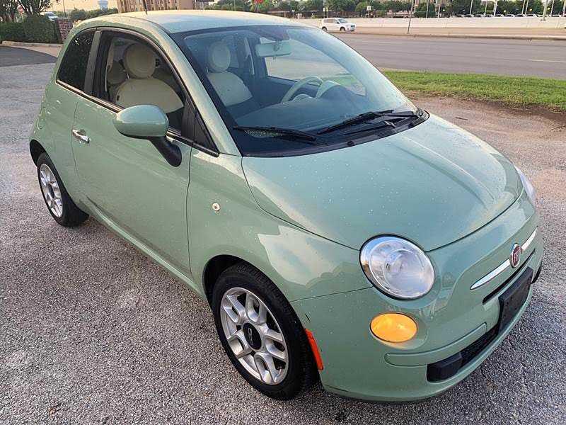 Fiat 500 2012 $4900.00 incacar.com