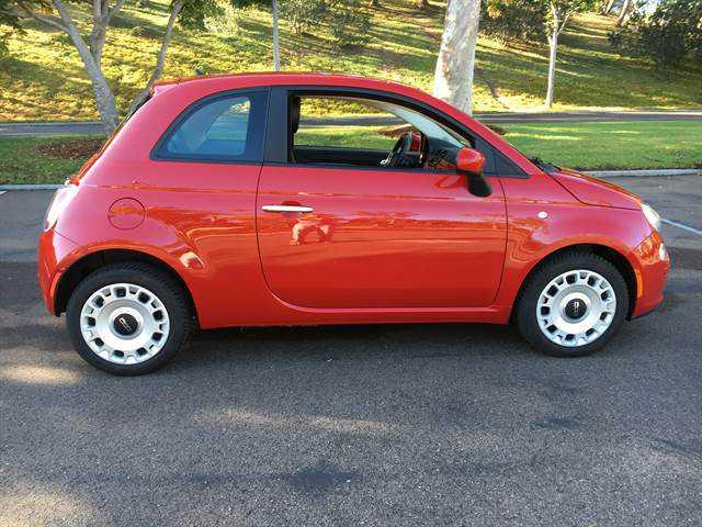 Fiat 500 2012 $9988.00 incacar.com